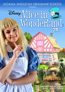 Alice In Wonderland Final Poster