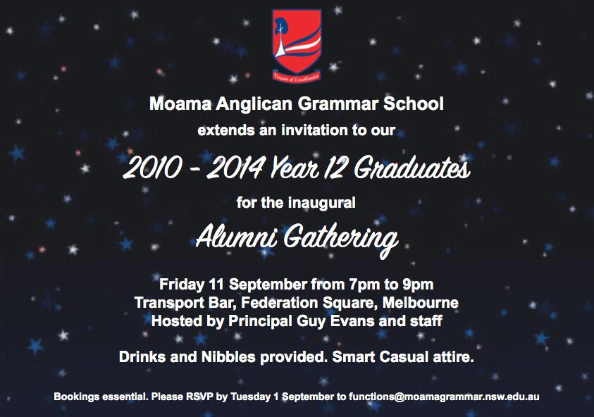 MAGS Alumni Event